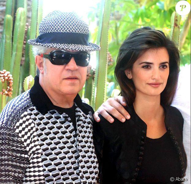 Pedro Almodovar et Penélope Cruz