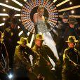 Jennifer Lopez aux Billboard Music Awards 2018 au MGM Grand Garden Arena. Las Vegas, le 20 mai 2018.