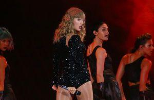 Taylor Swift : Sa lourde chute en plein concert