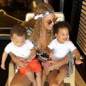 Beyoncé : Maman radieuse avec Sir et Rumi, les jumeaux grandissent !