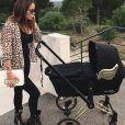 Manon Marsault (Les Marseillais) en balade avec son fils Tiago -  Instagram, 8 juin 2018