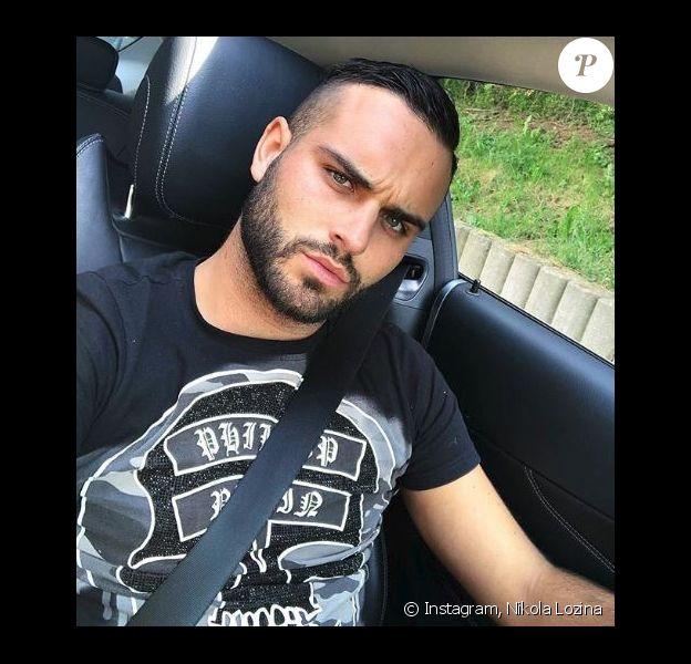 Nikola Lozina dévoile un selfie  -Instagram, 25 juillet 2018