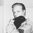 Marius Borg Hoiby, fils de la princesse Mette-Marit de Norvège, photo Instagram du 5 février 2018.
