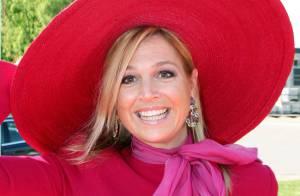 Maxima des Pays-Bas : la princesse rose fait... encore des siennes !
