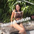 Agathe Auproux s'affiche en maillot de bain sexy sur Instagram. Août 2018.