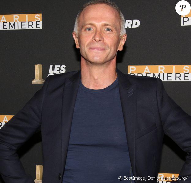 Samuel Etienne - 10ème cérémonie des Gérard de la Télévision au théatre Daunou à Paris le 30 mai 2016. © Denis Guignebourg/BestImage