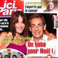 """Michel Fugain dans """"Ici Paris"""", en kiosques ce 8 août 2018."""