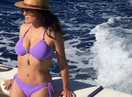 Salma Hayek : 51 ans, divine en bikini et sans maquillage