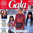 "Laeticia Hallyday dans ""Gala"", en kiosques le 8 août 2018."