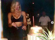 Khloé Kardashian : Canon en vacances, elle affiche son ventre plat
