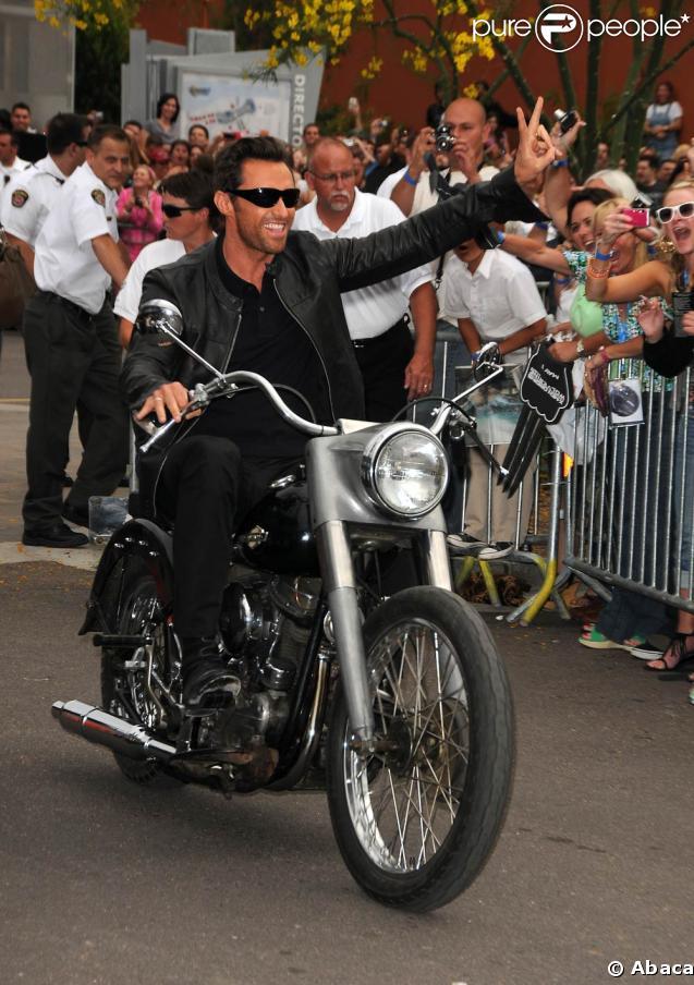 """Hugh Jackman, à Tempe, en Arizona, à l'occasion de l'avant-première mondiale de """"X-Men Origins : Wolverine"""", le 27 avril 2009 !"""