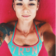 "Marine Salviani, la fille de Pascal de ""Koh-Lanta"" (TF1), sur Instagram. Août 2018."