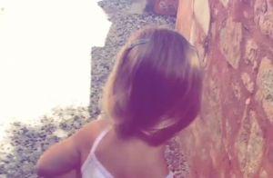 Carla Bruni : Maman gaga devant sa petite Giulia, malicieuse en vacances