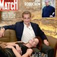 """Couverture du nouveau numéro de """"Paris Match"""" - 9 août 2018"""