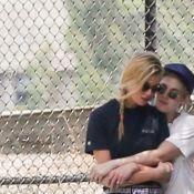 Kristen Stewart et Stella Maxwell : Main dans la main et câlines en balade