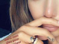 """Nabilla, en larmes, dévoile sa bague de fiançailles : """"On a prévu une date"""""""