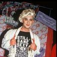 Boy George en 1987.