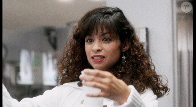 "Vanessa Marquez dans ""Urgences""."