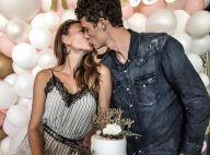 Rachel Legrain-Trapani : Tendre baiser avec Benjamin Pavard pour ses 30 ans