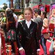 Kristen Bell à la première de 'Teen Titans Go! To the Movies' au théâtre TCL Chinese à Hollywood, le 22 juillet 2018
