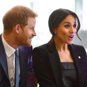 Meghan Markle et le prince Harry : Epatés et attendris par des enfants héroïques