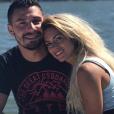 Kévin Guedj et Carla Moreau à New York, Instagram, septembre 2017