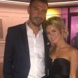 Kévin Guedj et Carla Moreau à un mariage, Instagram, septembre 2017
