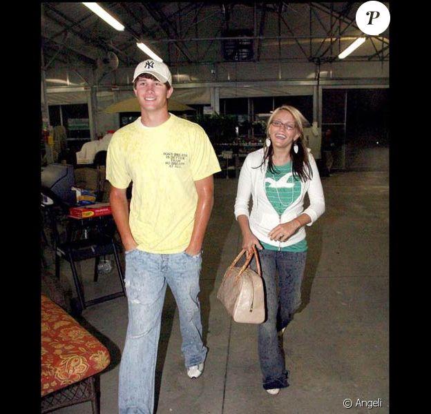 Jamie Lynn Spears et Casey Aldridge