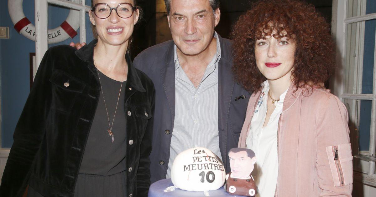 Elodie Frenck, Samuel Labarthe, Blandine Bellavoir ...