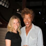 Igor Bogdanov : Tout sourire auprès de Julie Jardon après la peine et les larmes