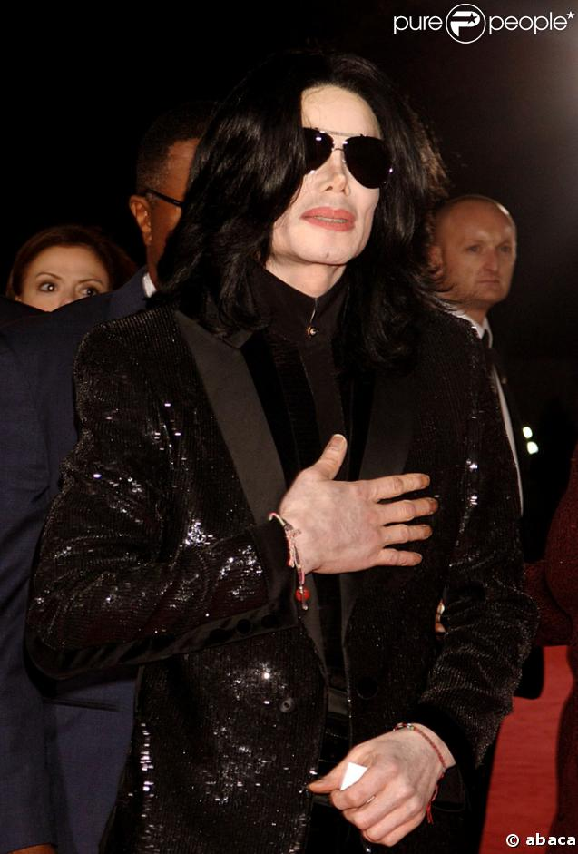 Michael Jackson sera aux NRJ Music Awards