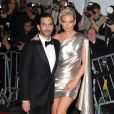 Kate Moss et Marc Jacobs lors de la soirée du Costume Institute au Metropolitan Museum of Art de New York, le 4 mai 2009