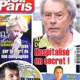"""Couverture du nouveau numéro de """"Ici Paris"""" en kiosques mercredi 19 septembre 2018"""