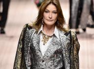 Carla Bruni et Monica Bellucci : Mannequins stars du défilé Dolce & Gabbana
