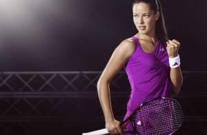 Ana Ivanovic, la très belle championne de tennis vous présente ses petites tenues...