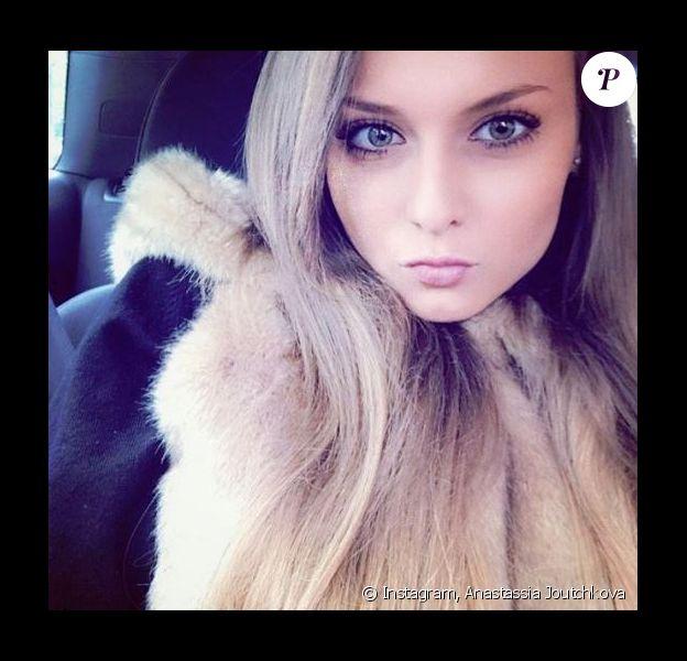 """Anastassia Joutchkova, candidate dans l'émission """"10 couples parfaits 2"""" et mannequin de 22 ans - Instagram, 2018"""