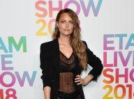 Caroline Receveur : Sexy au défilé Etam, elle dévoile sa silhouette en lingerie