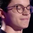 """Morgan dans """"The Voice Kids 5"""" sur TF1, le 12 octobre 2018."""