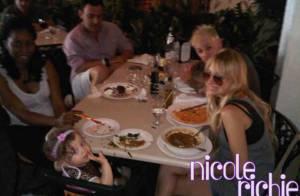Nicole Richie vous invite à sa table avec... son adorable famille !
