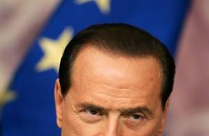 Silvio Berlusconi en plein scandale... a choisi le 20H de France 2 pour parler de son divorce !