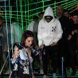"""Neymar Jr. et sa compagne Bruna Marquezine à la soirée """"White Coffee"""", avec aux platines, Virgil Abloh (fondateur et designer de Off White) et Black Coffee, au club """"The Key"""" lors de la Fashion Week de Paris (PFW), le 27 septembre 2018. © Ramsamy Veeren/Bestimage"""