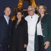 Maud Fontenoy et Stéphane Bern : Invités enjoués sur une péniche gourmande