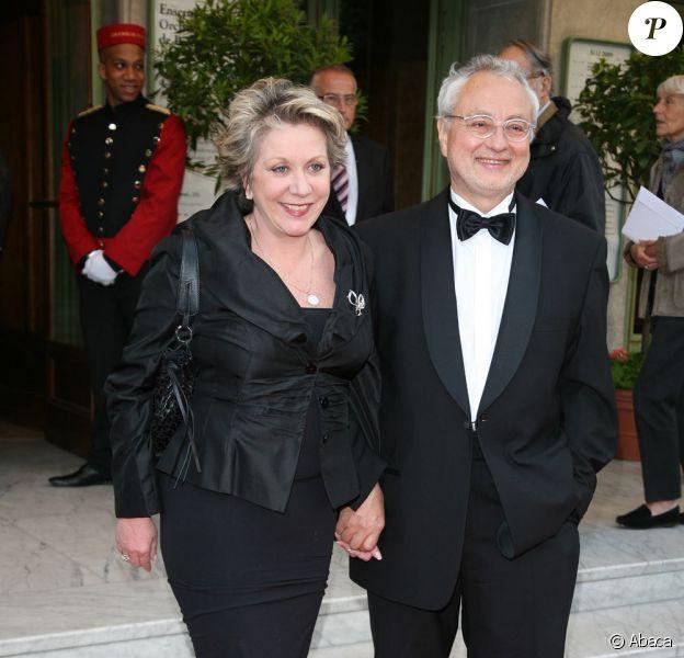 "Françoise Laborde et son ""jeune"" mari au 15e festival Amnesty International"