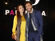 Élodie Frégé et Gian Marco : L'amour au grand jour, tendre baiser chez Paule Ka