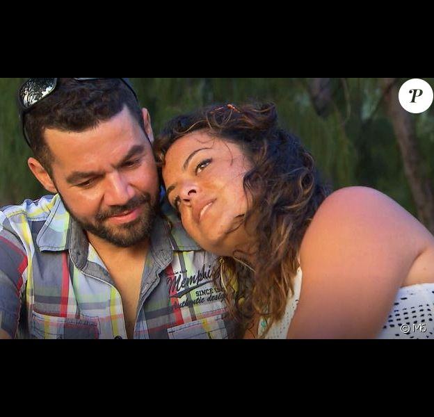 """Raoul et sa prétendante Laetitia -Extrait de l'émission """"L'amour est dans le pré"""" diffusée lundi 1er octobre 2018 - M6"""