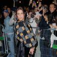 """Adèle Exarchopoulos - Défilé de mode prêt-à-porter printemps-été 2019 """"Louis Vuitton"""" à la Cour Carrée du Louvre. Paris, le 2 octobre 2018 © Veeren-CVS / Bestimage"""