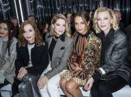 Fashion Week : Léa Seydoux et Adèle Exarchopoulos, épatées par Louis Vuitton