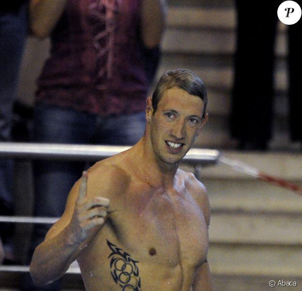 Alain Bernard, le champion de natation