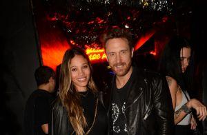 David Guetta et Jessica Ledon : Couple assorti et stylé à la Fashion Week