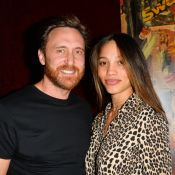 David Guetta et Jessica Ledon : Couple assorti et stylé à la Fashion Week